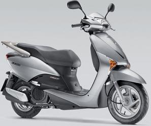 honda lead 110 motorscooter 11kw a1 rijbewijs. Black Bedroom Furniture Sets. Home Design Ideas