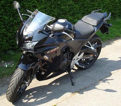 Multitest Honda Cbr500r Cb500f En Cb500x 35kw A2 Rijbewijs