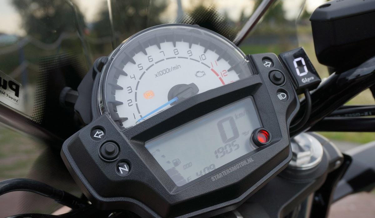 Test Kawasaki Er 6n A2 Rijbewijs 35kw