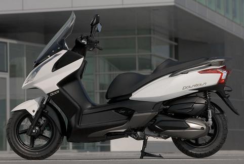 motorscooters te koop